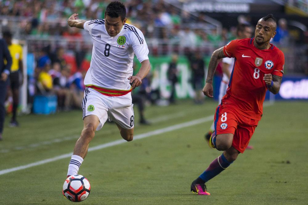 México vs Chile, Amistoso 2018 ¡En vivo por internet! - mexico-vs-chile-amistoso-2018-internet