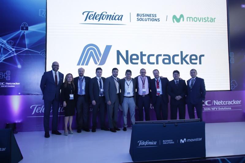 Movistar lanza NextWAN, nueva plataforma de servicios de virtualización de red - netcracker-800x533