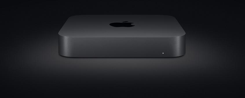Todo lo que presentó Apple en su última keynote para el 2018 - new-mac-mini