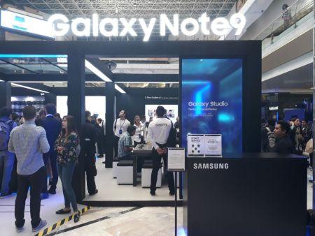 Samsung Galaxy Studio llega a México ¡vive una experiencia completamente inmersiva!