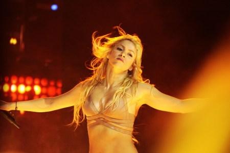 Shakira sorprenderá con su gira por México a más de 200 mil fans