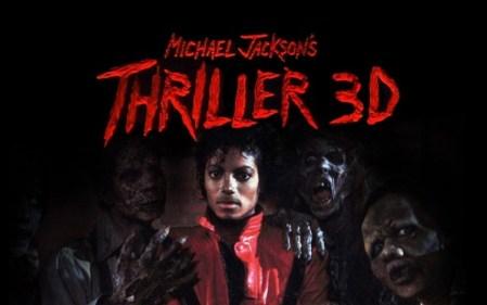Thriller 3D de Michael Jackson se proyectará exclusivamente en salas IMAX