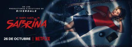 Netflix lanza tráiler oficial de El mundo oculto de Sabrina