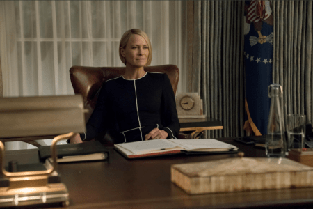 Tráiler oficial de la sexta temporada House of Cards
