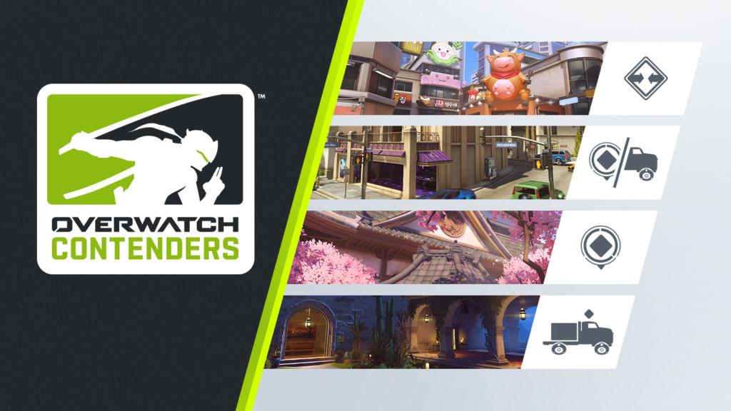 Tercera temporada de Overwatch Contenders comienza con sorpresivos resultados - 3a-temporada-de-overwatch-contenders