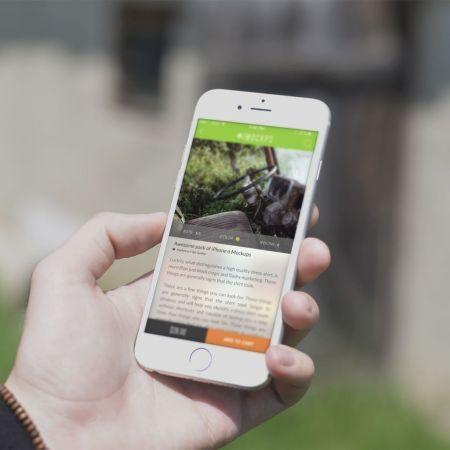 App de seguridad móvil para iPhone