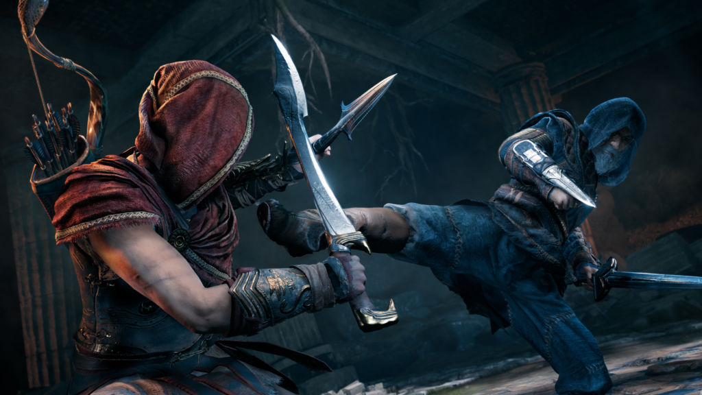 Legacy of the First Blade es lo nuevo para Assassin's Creed Odyssey