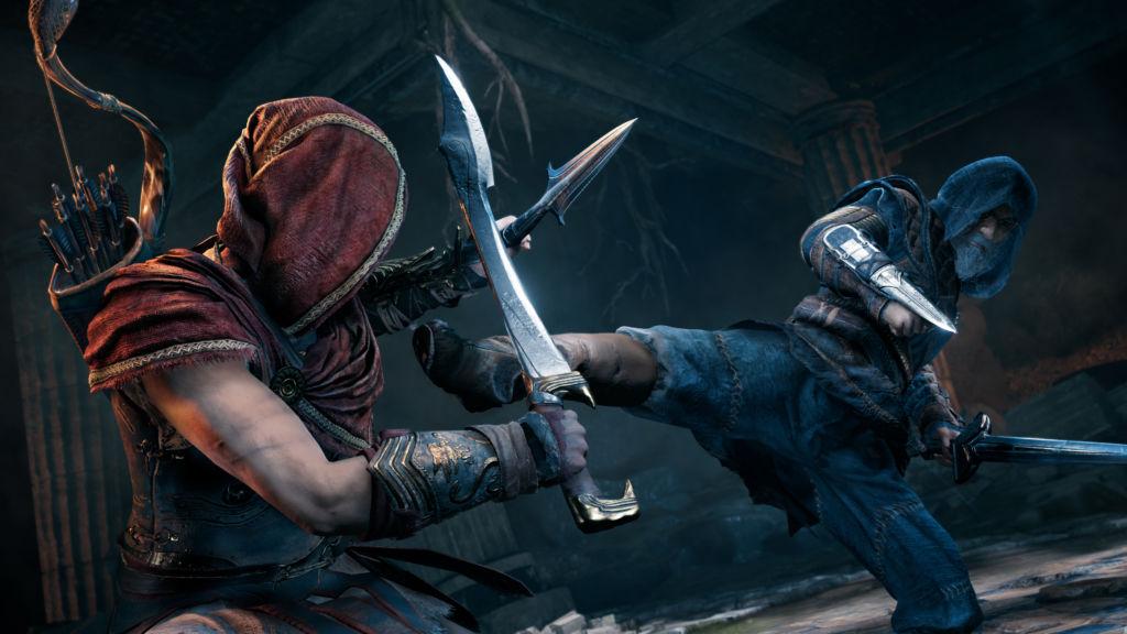 Assasssin's Creed Odyssey, The Legacy of the First Blade llega a partir del 4 de diciembre - assasssins-creed-odyssey-the-legacy-of-the-first-blade_2
