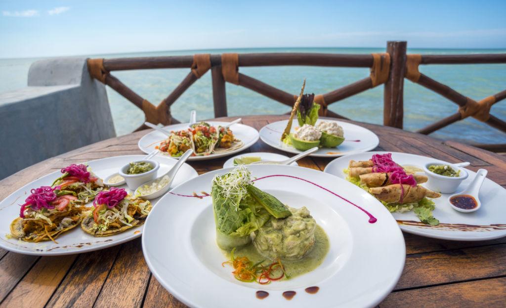 """Vive la esencia de la gastronomía de Holbox en la muestra Gastronómica """"Comer, Amar y Contemplar"""" - el-sabor-de-las-nubes-2"""