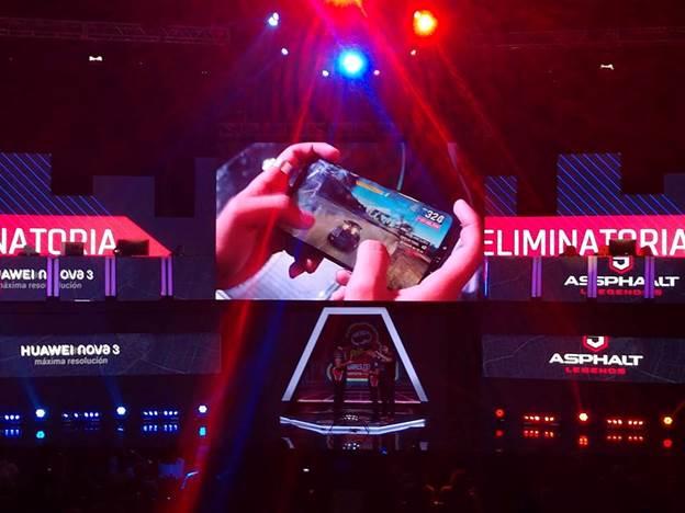 Todos los detalles de la gran final: Huawei nova 3 Asphalt Cup - final-de-la-huawei-nova-3-asphalt-cup-gameloft