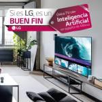 LG en el Buen Fin 2018 ¡descuentos en celulares, electrónica y línea blanca!