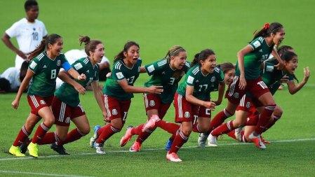 México vs Canadá, Semifinal del Mundial Femenil Sub 17 ¡En vivo por internet!