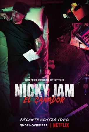 Netflix presenta tráiler de Nicky Jam: El Ganador