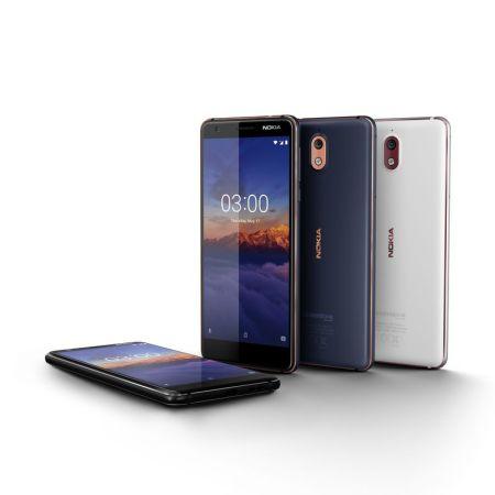 Ofertas en smartphones Nokia en el Buen Fin 2018 - nokia-3-1-450x450