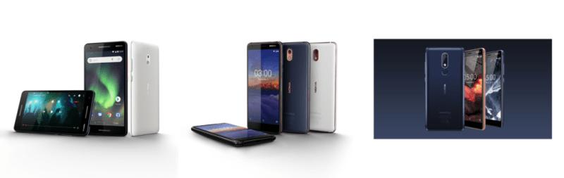 Ofertas en smartphones Nokia en el Buen Fin 2018 - nokia-en-el-buen-fin-2018-800x253