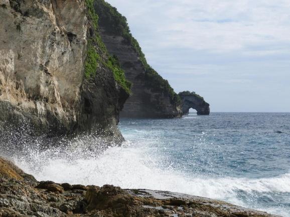 Bacalar, uno de los 10 destinos emergentes del mundo para 2019 - nusa-penida-indonesia