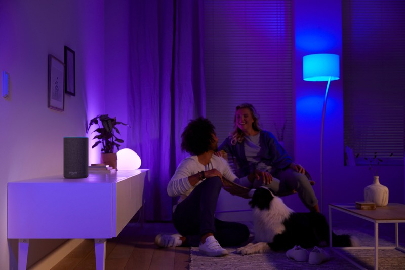 Ya puedes controlar tus luces Philips Hue con tu voz gracias a Amazon Alexa ¡Ahora en México! - philips-hue-funciona-con-amazon-alexa-800x533