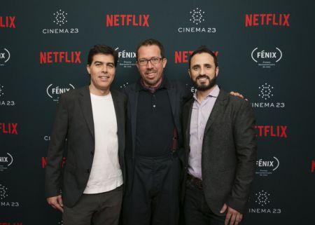 Netflix celebra su primera entrega y anuncia al ganador del Premio Netflix Ópera Prima