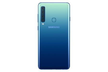 Preventa de Samsung Galaxy A9 ¡con cuatro cámaras! conoce sus características y precio