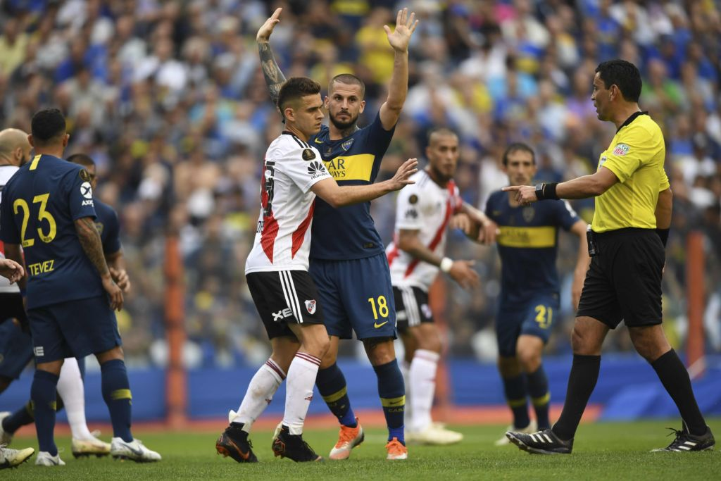 River vs Boca Juniors, Final Libertadores 2018 ¡En vivo por internet! - river-vs-boca-final-libertadores-2018
