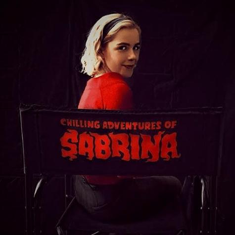 Episodio festivo de El mundo oculto de Sabrina: Un cuento invernal se estrena el 14 de diciembre - sabrina