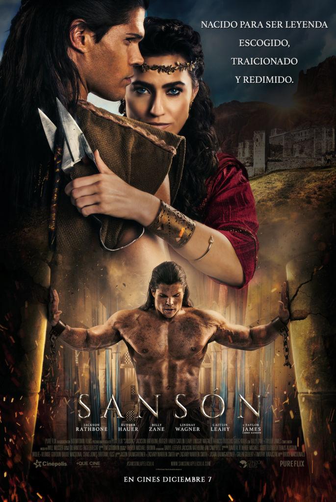 """""""Sansón"""" se estrena en México en exclusiva en Cinépolis - sanson"""