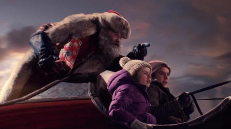 Netflix revela el tráiler oficial Las Crónicas de Navidad