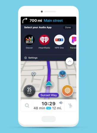 Waze Audio Player, una experiencia de conducción perfecta - waze-audio-player_2