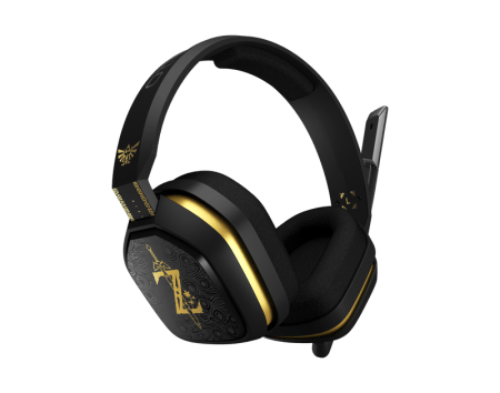 Astro A10 Gaming Headset The Legend of Zelda ¡conoce donde conseguirlos en México!