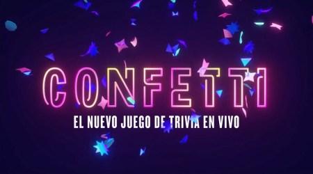 Confetti México, el juego de trivia de Facebook Watch, trae grandes premios en Navidad