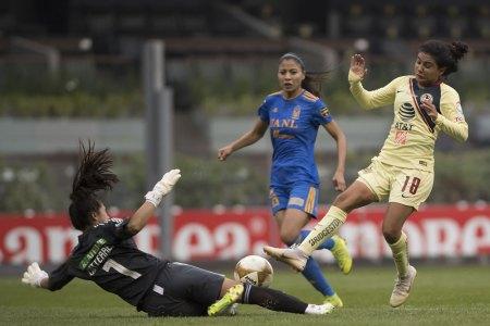 Tigres vs América, Final Liga MX Femenil A2018 ¡En vivo por internet!