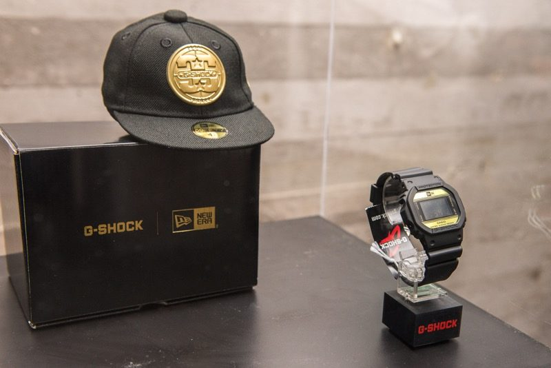 12 colecciones que marcaron el Tiempo de G-SHOCK - g-shock-x-new-era-800x534