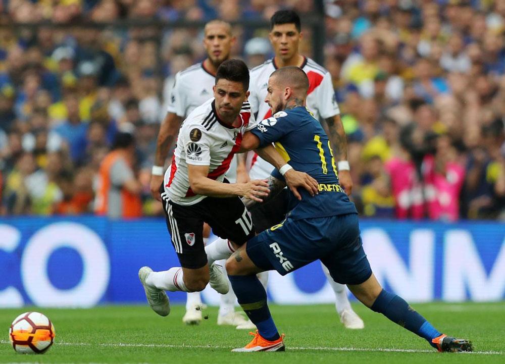 A qué hora juega River vs Boca la final de Libertadores 2018 y en qué canal verlo - hora-river-vs-boca-final-libertadores-2018