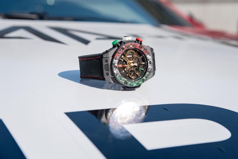 Hublot presento el nuevo Big Bang unico Squadra Corse edición limitada - hublot-big-bang-unico-squadra-corse_2