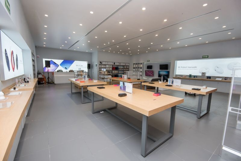 Apertura de la primera Mi Store de Xiaomi en México - mi-store-mexico-800x534