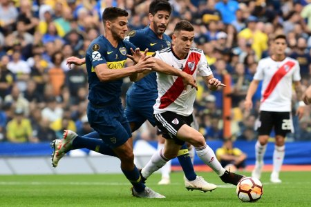 River vs Boca, Final de Libertadores 2018 en Madrid ¡En vivo!