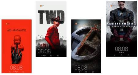 Personaliza tu HUAWEI Mate 20 y Mate 20 Pro con estos temas exclusivos