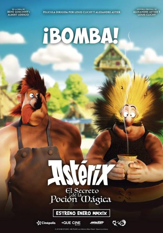 """Cinépolis presenta en México y en exclusiva """"Asterix, el secreto de la poción mágica"""" el 18 de enero - asterix-el-secreto-de-la-pocion-magica_1"""