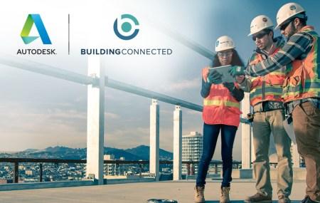 Autodesk completa la adquisición de BuildingConnected