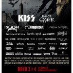 Cartel oficial del Festival DOMINATION