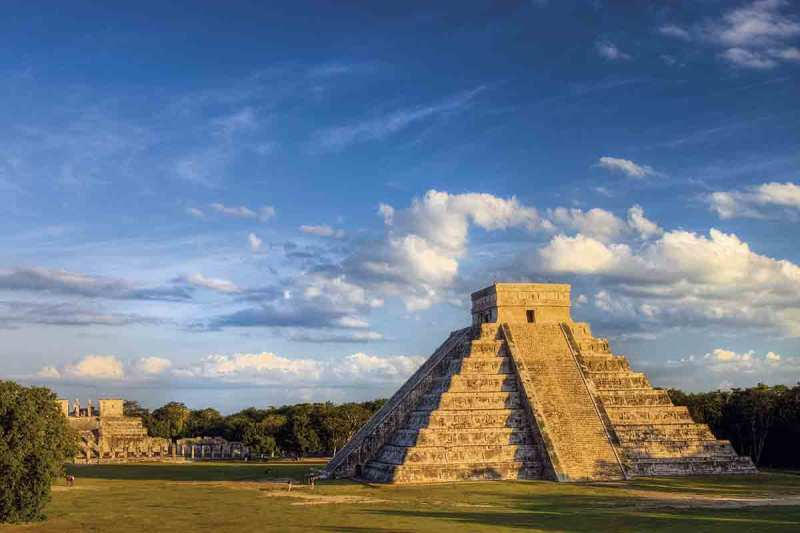 Las actividades turísticas más reservadas por los mexicanos durante el 2018 - chichen-itza-yucatan