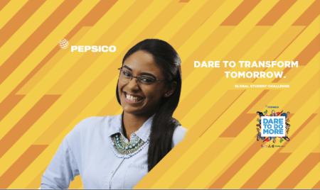 "PepsiCo invita al talento joven a participar en ""Dare To Do More"""