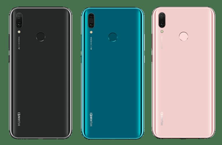 Inicia la preventa en línea del Huawei Y9 con Telcel - huawei-y9
