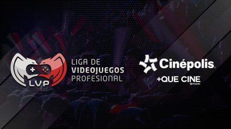 Cinépolis retransmitirá los mejores partidos de la División de Honor de League of Legends