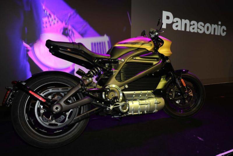CES 2019: Panasonic presenta los hogares, automóviles y ciudades inteligentes del mañana - primera-motocicleta-electrica-de-harley-davidson-800x534