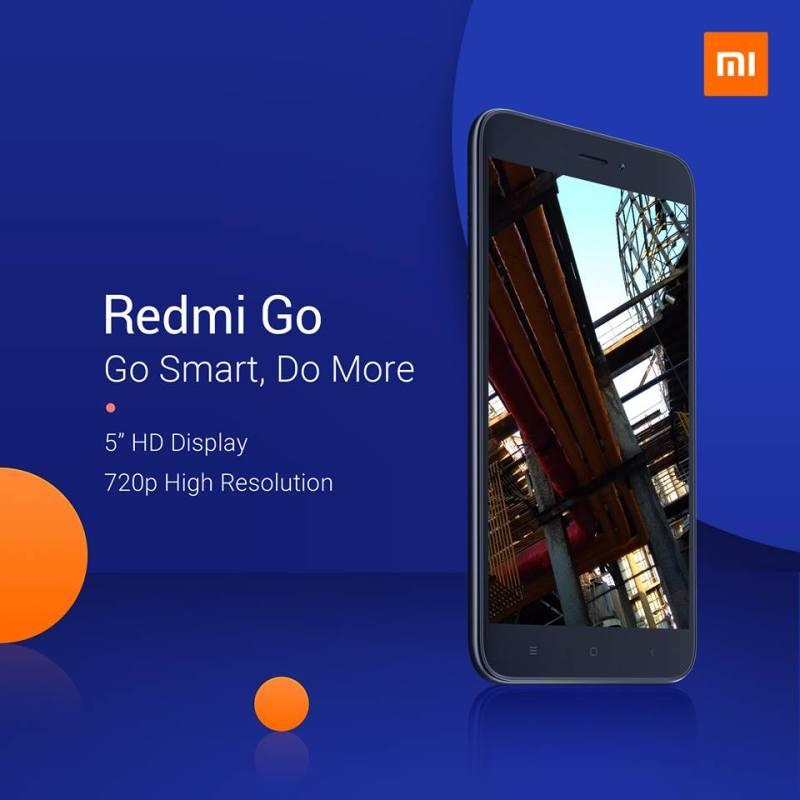El Redmi Go ya es oficial: costará 80 euros - rg2