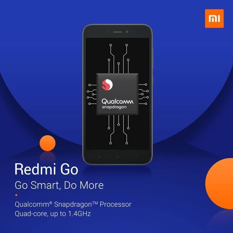 El Redmi Go ya es oficial: costará 80 euros - rg3