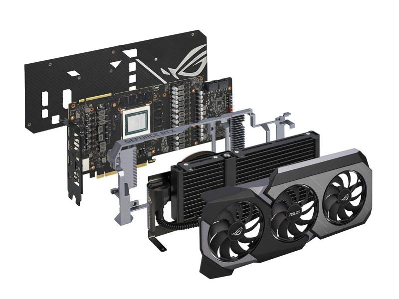 ASUS ROG presenta Tarjeta Gráfica ROG Matrix GeForce RTX 2080 Ti - tarjeta-grafica-rog-matrix-geforce-rtx-2080-ti-asus