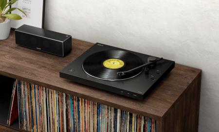 CES 2019: Sony presenta nueva barra de sonido y tornamesa inalámbrico