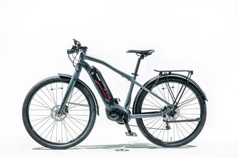 """CES 2019: Panasonic presenta nuevas bicicletas eléctricas """"eBike"""" - univega-usa-bicicletas-electricas"""